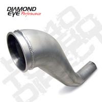"""Diamond Eye 4"""" HX40 Aluminum Down Pipe 1994-2002 5.9"""