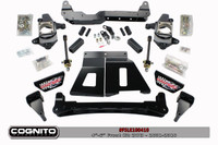 "Cognito 4-6"" Standard Front Lift Kit 2WD"
