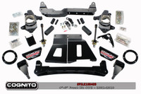 "Cognito 4-6"" Standard Front Lift Kit 4WD"
