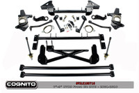 "Cognito 7"" Non Torsion Bar Drop Front Lift Kit 2WD"