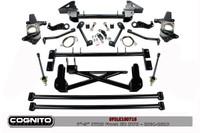 "Cognito 7"" Non Torsion Bar Drop Front Lift Kit 2WD"
