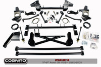"Cognito 7"" Non Torsion Bar Drop Front Lift Kit 4WD"