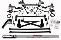 "Cognito 7"" Non Torsion Bar Drop Front Lift Kit 4WD"