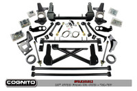 "Cognito 10"" Non Torsion Bar Drop Front Lift Kit 4WD"