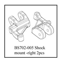 Redcat Racing Part Number BS702-005