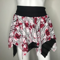 Red Blood Zombie Pixie Skirt - Small