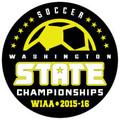 State Soccer 2015-16 Pin