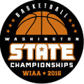 State Basketball Pin 2016