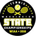 State Tennis Pin 2016