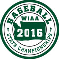 State Baseball 2016 Patch