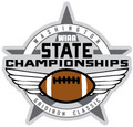 State Football 2016 Pin