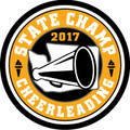 2017 Cheer Champ Patch
