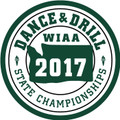 State Dance & Drill 2017 Patch