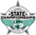 State Track & Field Pin 2017