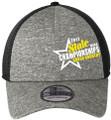 WIAA State XC New Era Black Shadow Heather Hat