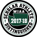 Distinguished Scholar Athlete 2017-2018