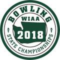 2018 State Championship Bowling Patch