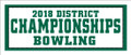 2018 District Bowling Patch
