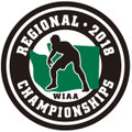 2018 Regional Wrestling Champ Patch