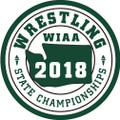 2018 State Wrestling Patch