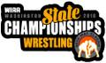WIAA State 2018 Wrestling Pin