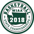 2018 State  Basketball Patch