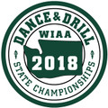 2018 State Dance & Drill Patch