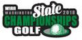 State Golf Pin 2018