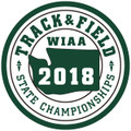 State Track & Field 2018 Patch