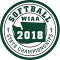 State Softball 2018 Patch