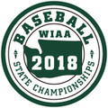 State Baseball 2018 Patch