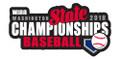 State Baseball Pin 2018