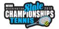 State Tennis Pin 2018