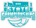 WIAA 2018 State Volleyball Pin