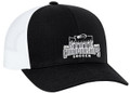 WIAA 2018 State Soccer Hat- Black and White