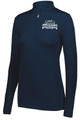 WIAA 2018 State Soccer Ladies 1/4 Zip Navy