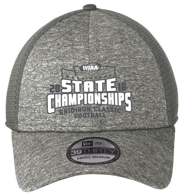 WIAA 2018 State Football New Era Hat - RushTeamApparel Official WIAA ... 8291c7ca530