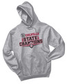 WIAA 2018 State Football Champions Hoodie - COLVILLE