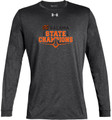 WIAA 2018 State Football Champions Under Amour Long Sleeve -  KALAMA