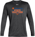 WIAA 2018 State Football Champions Under Amour Long Sleeve - EASTSIDE CATHOLIC