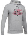 2018 WIAA State Football Champions Under Amour Hoodie - COLVILLE