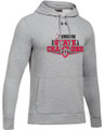 2018 WIAA State Football Champions Under Amour Hoodie - UNION