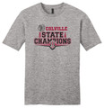 WIAA 2018 State Football Champions T-Shirt - COLVILLE