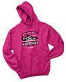 Cleats vs Cancer Jerzee Hoody- Pink Out