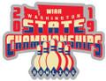 WIAA 2019 State Bowling Pin