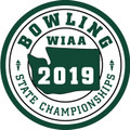 WIAA 2019 State Bowling Patch