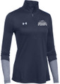 WIAA 2019 State Bowling Ladies Under Armour 1/4 Zip- Navy