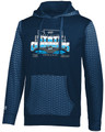 WIAA State 2019 Swim & Dive Holloway Range Hoodie- Navy
