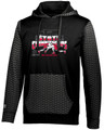 WIAA State 2019 Wrestling Holloway Range Hoodie- Black