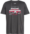 WIAA State 2019 Wrestling Under Armour Short Sleeve Performance T-Shirt